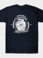 Ride Springfield Monorail T-Shirt