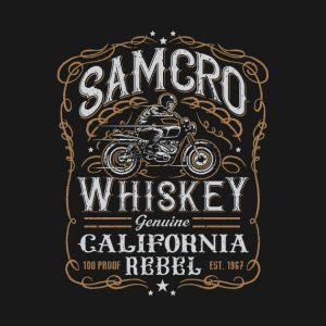 SAMCRO WHISKEY