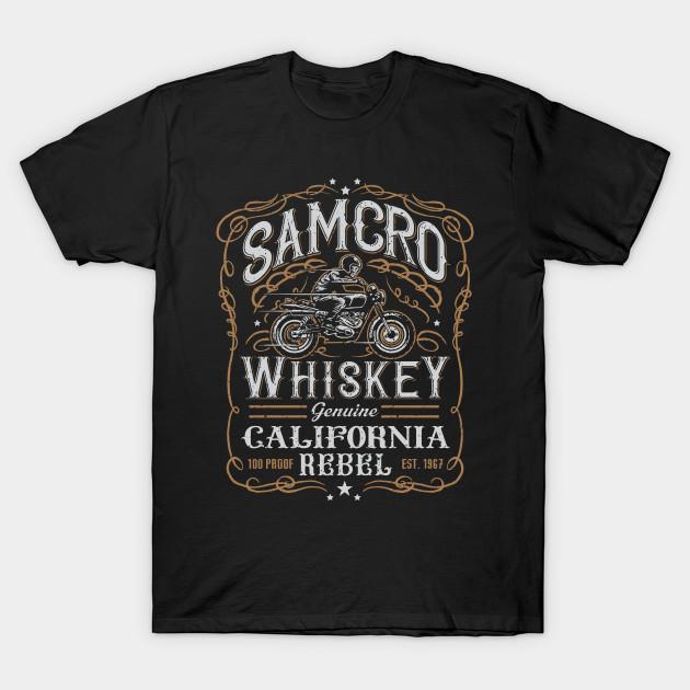 SAMCRO WHISKEY