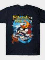 The Futuristic Five T-Shirt
