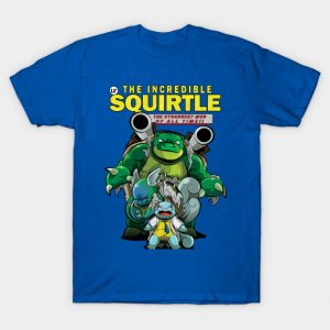 The Incredible Squirtle