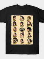 Whovian Tat Flash T-Shirt