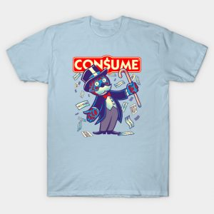 CONSUME (Moneypoly version)