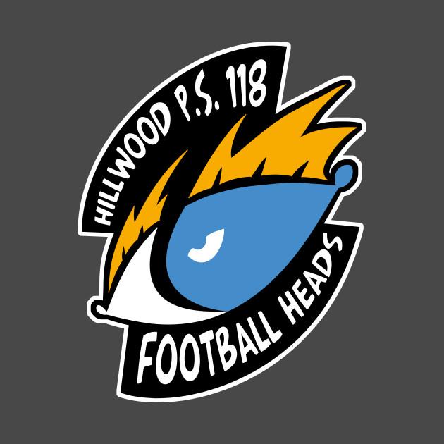 Hillwood Football Heads