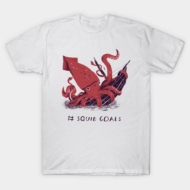 Squid Goals # Squad Goals