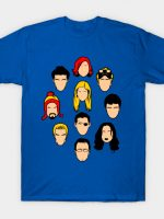 Whedon's Heroes T-Shirt