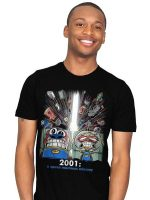 2001: A Space Madness Odyssey T-Shirt