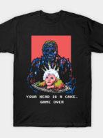 Game Over Bedelia T-Shirt