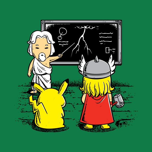 Lightning Lesson