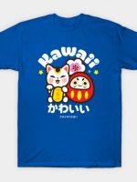 MANEKI NEKO KAWAII T-Shirt