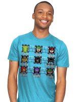 MegaBat Brick Masters T-Shirt