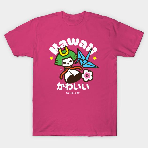Origami Kawaii Japanese T Shirt The Shirt List