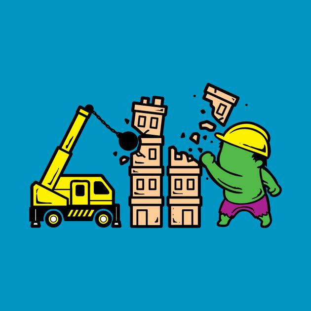 Part Time Job - Construction