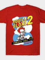Pennywise Panic 2017 T-Shirt