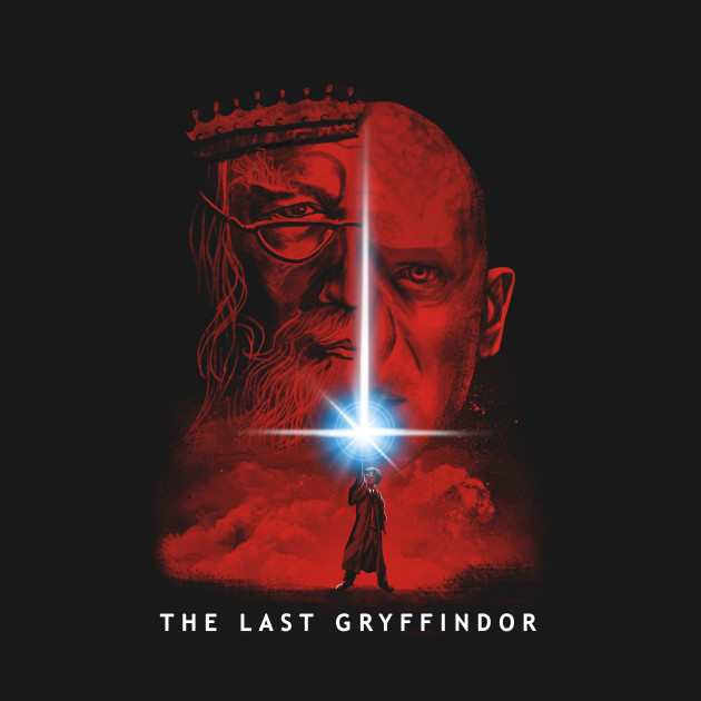 The Last Gryffindor