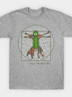 Vitruvian Pickle Man T-Shirt