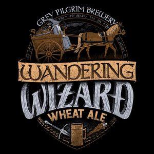 Wandering Wizard Wheat Ale