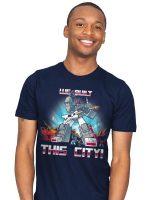 We Built This City! T-Shirt