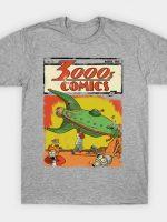 3000s Comics T-Shirt