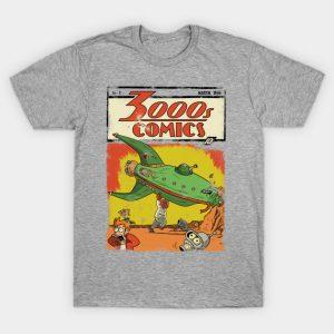 3000s Comics