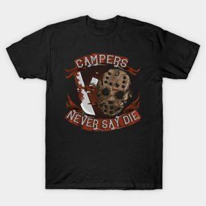 Campers Never Say Die