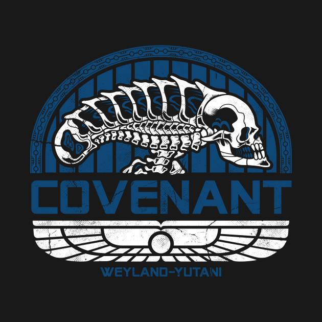 Covenant Skull - Sci Fi