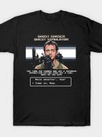 Ghost Chaser Quest Simulator T-Shirt