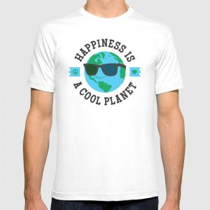 Happiness Is A Cool Planet
