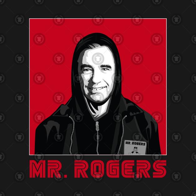 Mr. Robot Mr. Rogers Mashup