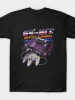 64-Bit Retro Gaming T-Shirt