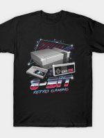 8-Bit Retro Gaming T-Shirt