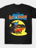 Bat and Robin T-Shirt