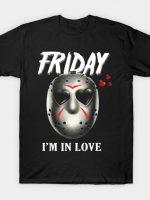 Jason Love T-Shirt