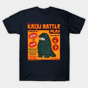 Kaiju Battle Player 1