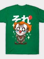 Kawaii It Clown T-Shirt