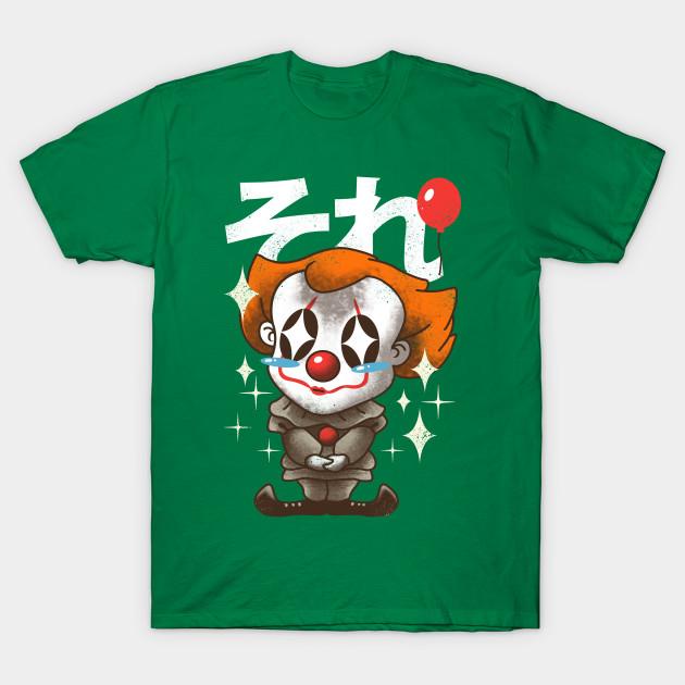 Kawaii It Clown