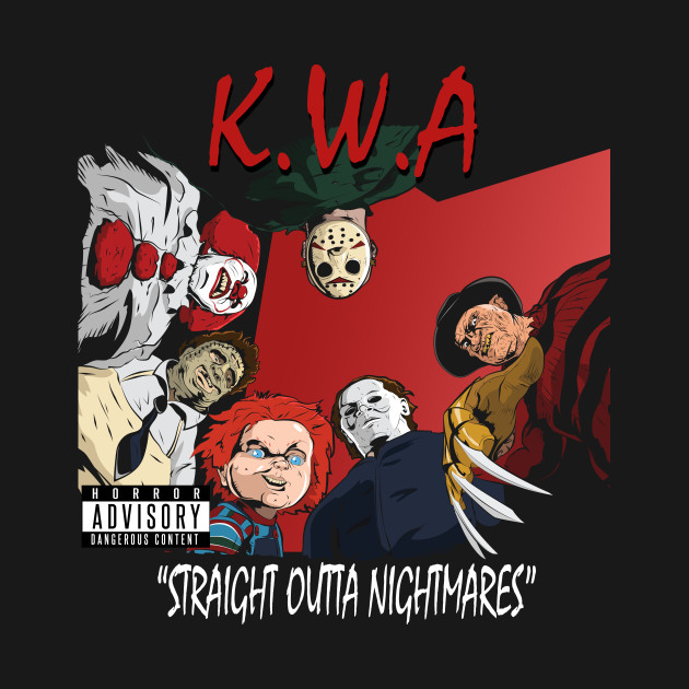 Killers With Attitude: Straight Outta Nightmares