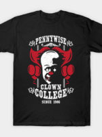 Pennywise Clown College T-Shirt