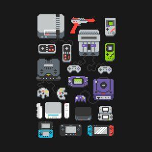 Super Pixel of My Childhood
