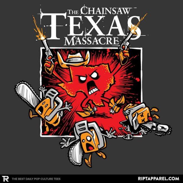 THE CHAINSAW TEXAS MASSACRE