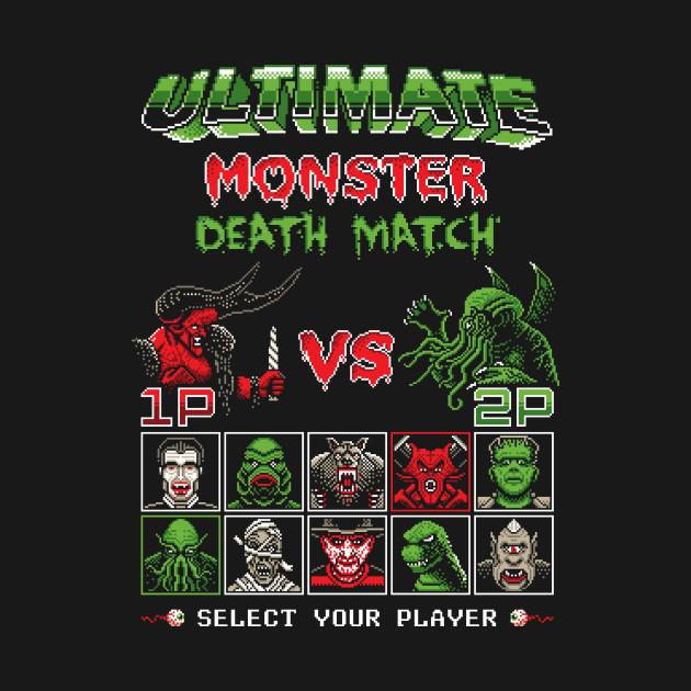 Ultimate Monster Death Match