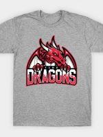 Fire Dragons T-Shirt