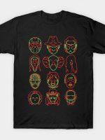 Horror Heads T-Shirt