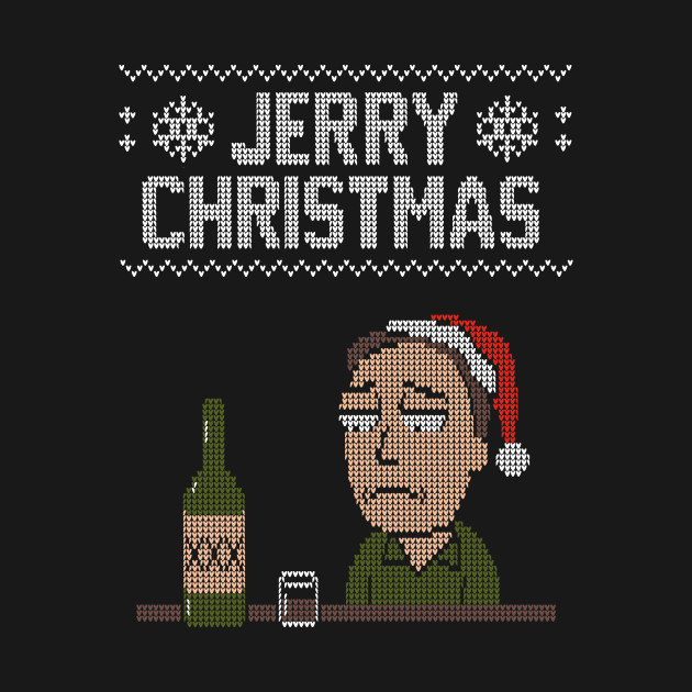 Rick And Morty Christmas.Jerry Christmas Rick And Morty T Shirt The Shirt List
