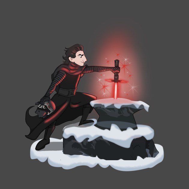 Kylo is the new Lord Sith