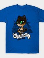 Purrriosa Furry Road T-Shirt
