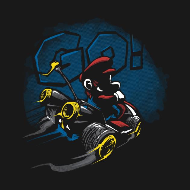 Racer Plumber