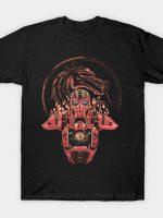 Red Cyborg T-Shirt