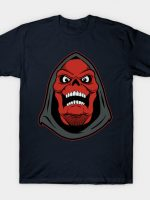 Red Skeletor T-Shirt