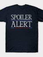 Spoiler Alert: Link Defeats Ganon T-Shirt